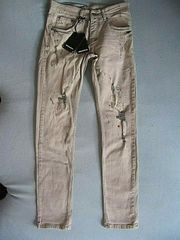 Dsquared² Jeans Grau Distressed Rote