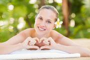 Klassische Massage mit Bioaromaöl