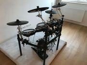 Roland elektronisches Schlagzeug e drum