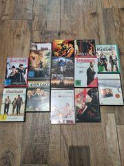 Filme 13x gebrauchte DVD Filme