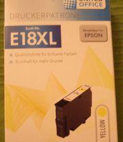 Druckerpatrone Epson E18XL Yellow 13
