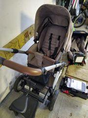 ABC Design Kinderwagen Kombi BEAN