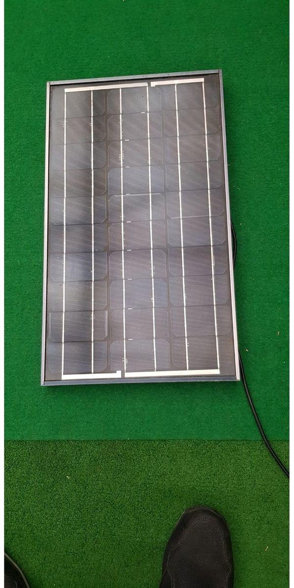 Solarzelle 12 Volt W 20