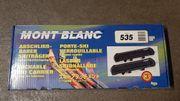 Mont Blanc - Ski und Snowboardhalter