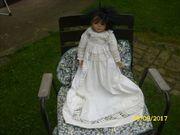 1 schöne alte Puppe