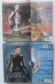 Tomb Raider Lara Croft DVD