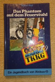 TKKG - Das Phantom auf dem