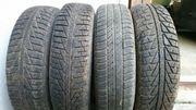 4x Allwetter-Reifen 145 70 R13