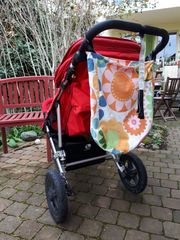 EASY WALKER rot Buggy Sportwagen
