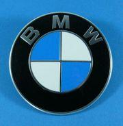 BMW-Emblem 82mm für Motorhaube vorne