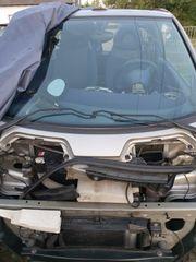 Smart 450 Cabrio geschlachtet