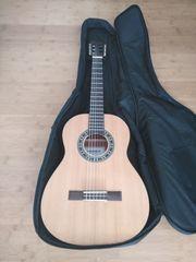 Gitarre La Mancha Romero Granito