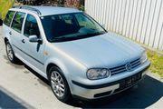 VW Golf 4 4-Motion