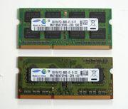 Arbeitsspeicher Samsung PC3 3GB Notebook