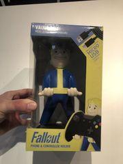 Fallout Vault Boy - mit USB-Ladekabel -