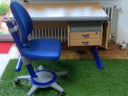 MOLL Kinderschreibtisch und Stuhl