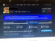 Steam Account mit 115 Spielen