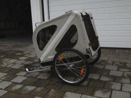 Bild 4 - Fahrrad-Anhänger Hundetransport Typ Croozer Dog - Aulendorf