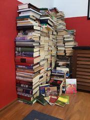 verschiedenste Bücher Romane etc