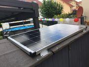 Solarpanel Solaranlage komplett Photovoltaik inkl