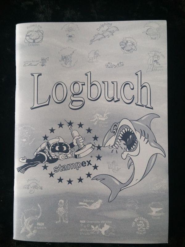 Logbuch - Logbook - Stampex