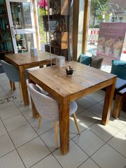 Holztisch Palisander Massivholz