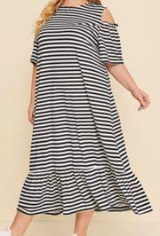Süßes langes Hängerchen Kleid Gr