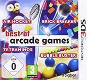 Best of Arcade Games - 4in1 Spiel