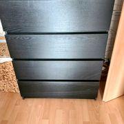 Kommode Ikea MALM 4
