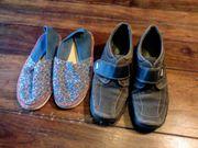 Schuhe Halbschuhe Slipper Gr 38