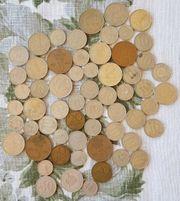 Münzen aus der DDR von