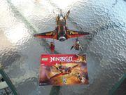 Lego Ninjago 70650 -Flügel Speeder-