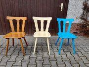 Stühle sehr stabil