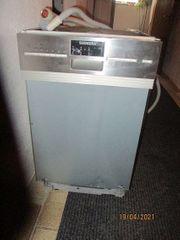 Geschirrspüler Spülmaschine 45-cm