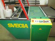 Abstapler für Siebdruckmaschine