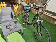 E-Bike Elektrofahrrad unisex mit Papieren