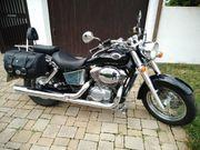 Motorrad Honda Shadow American Edition