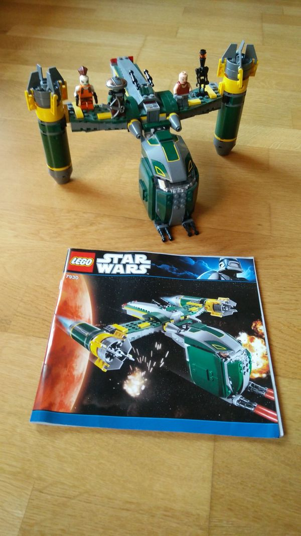 super popular 5e588 b2b93 LEGO STAR WARS Bounty Hunter Assault Gunship 7930 in München ...