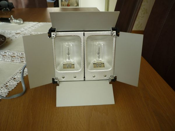 Strahler- Lampe für Foto und