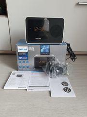 Philips Radiowecker AJT5300W 12 Uhrenradio