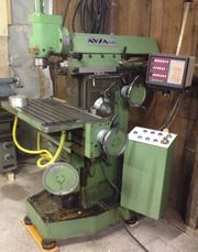 Werkzeugfräsmaschine Fräsmaschine AVIA C20 Universal