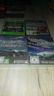 verschiedene PC-Spiele