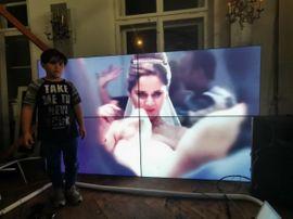 110 Videowall Videowand Verleih Messe: Kleinanzeigen aus Lustenau - Rubrik Sonstiger Gewerbebedarf