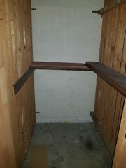 Kellerabteil abschließbar mit eigenem Zugang