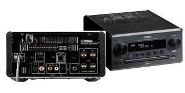 Yamaha Network CD Receiver CRX-N560