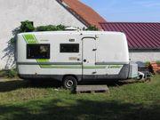 Lander LineaTre 474 Oldtimer Wohnwagen