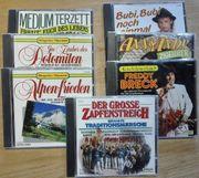 CDs volkstümlich