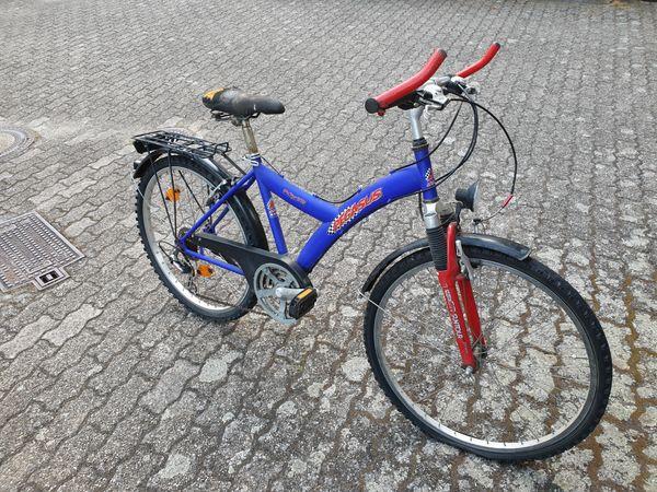 Pegasus Jugend-Fahrrad 24 Zoll