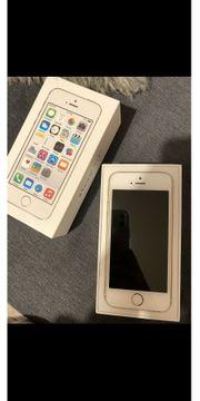 IPhone 5S weiß gold 16GB