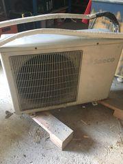 Klimaanlage SAECO innen-aussengeräte